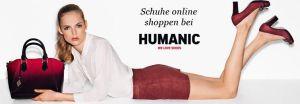 Humanic eshop