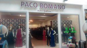 Paco Romano predajňa