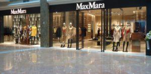 Max Mara predajňa