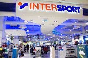 Intersport shop