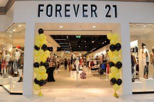 Forever 21 na Slovensku