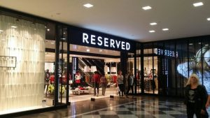 Reserved store