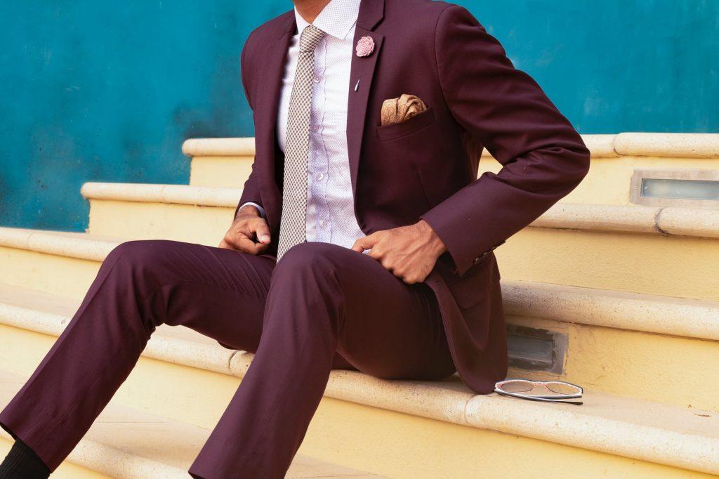 oblek na každý deň Paco Romano