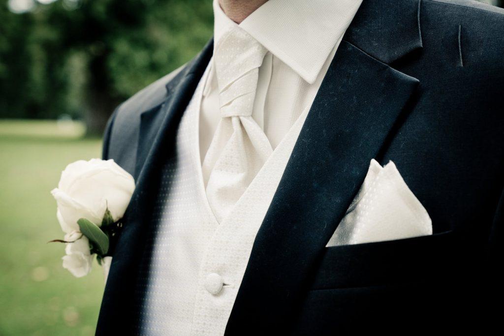 svadobný oblek Paco Romano